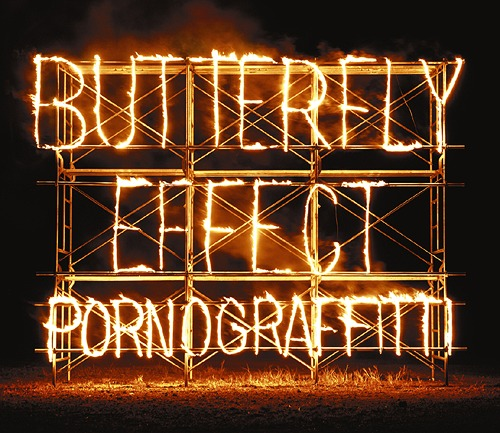 BUTTERFLY EFFECT [2CD+DVD/初回生産限定盤][CD] / ポルノグラフィティ