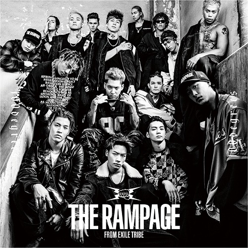 100degrees [CD+DVD][CD] / THE RAMPAGE from EXILE TRIBE