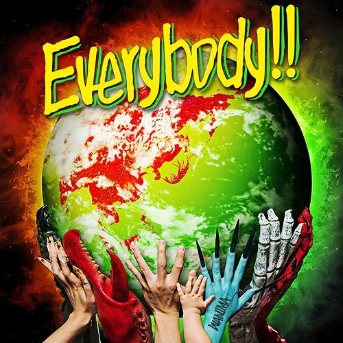 Everybody!![CD] / WANIMA