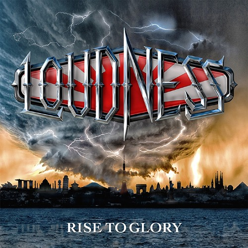 RISE TO GLORY -8118-[DVD付初回限定盤] / LOUDNESS