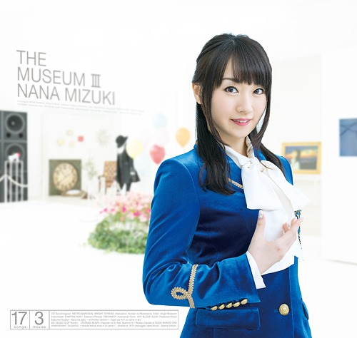 THE MUSEUM III [CD+Blu-ray][CD] / 水樹奈々