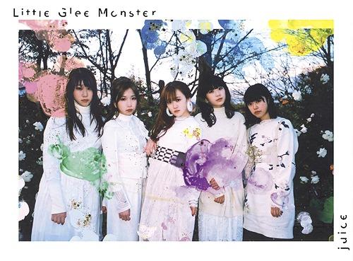 juice [DVD付初回限定盤][CD] / Little Glee Monster