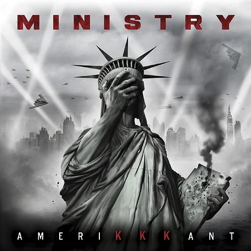 AmeriKKKant[CD] / ミニストリー