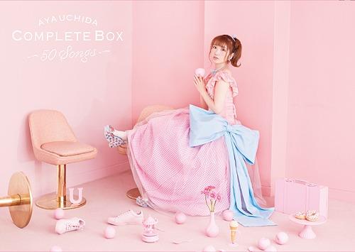 AYA UCHIDA Complete Box 〜50 Songs〜 [3CD+Blu-ray/初回限定盤][CD] / 内田彩