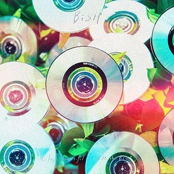 Life is beautiful / HiDE the BLUE [Blu-ray付初回限定盤][シングル CD] / BiSH