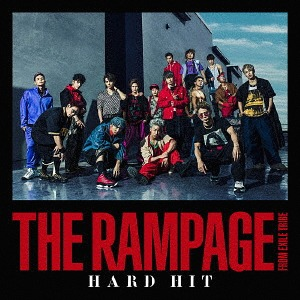 HARD HIT [CD+DVD][CD] / THE RAMPAGE from EXILE TRIBE
