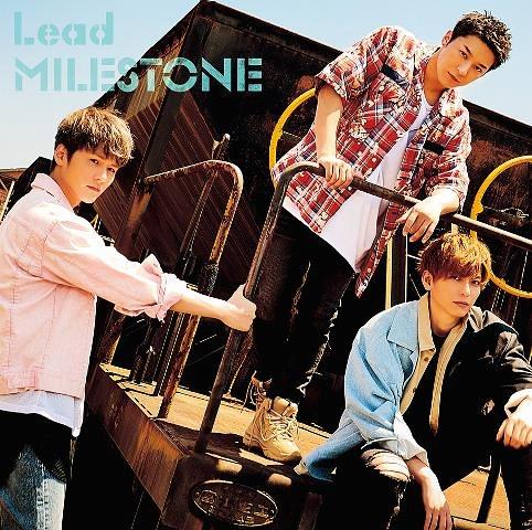 MILESTONE [DVD付初回限定盤 A][CD] / Lead