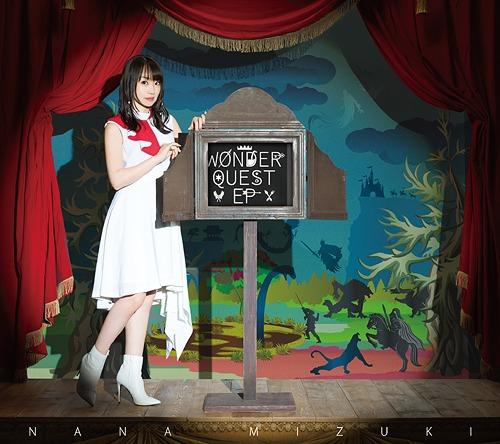 WONDER QUEST EP[CD] / 水樹奈々
