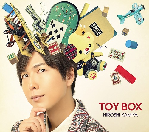 TOY BOX 豪華盤 [DVD付初回限定盤][CD] / 神谷浩史