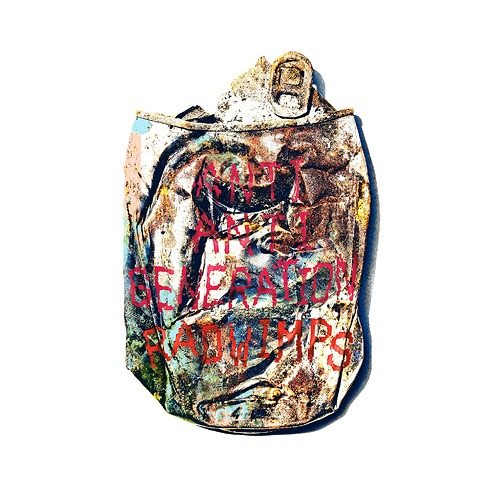 ANTI ANTI GENERATION [DVD付初回限定盤][CD] / RADWIMPS