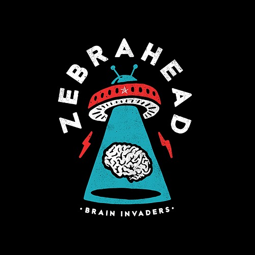 Brain Invaders[CD] / ZEBRAHEAD