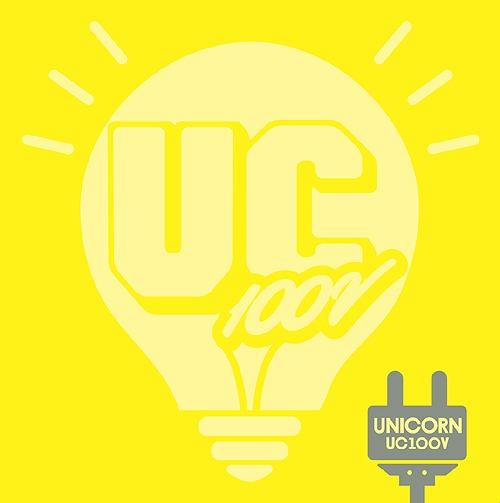 UC100V [DVD付初回限定盤][CD] / ユニコーン