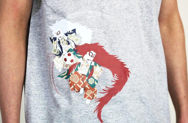 松竹歌舞伎コラボレーション 連獅子ジャンプ