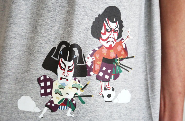 松竹歌舞伎コラボレーション 梅王丸×松王丸