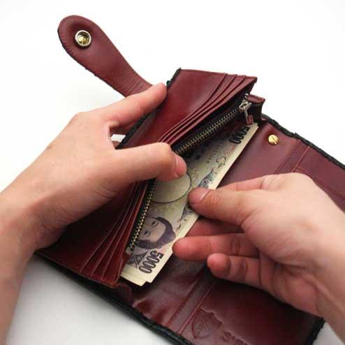 S'FACTORY,エスファクトリー,ウォレット,ロング,シルバーブランド,お財布,メンズ,レザー,革