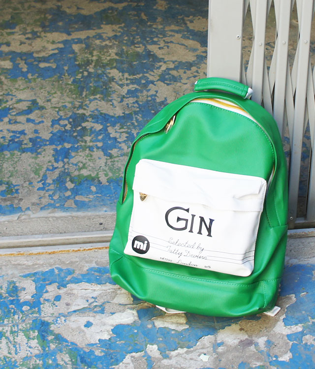 GOLD BACK PACK GIN