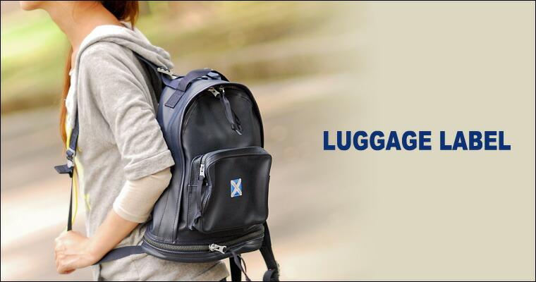 LUGGAGE LABEL(ラゲッジ レーベル)のリュック デイパック