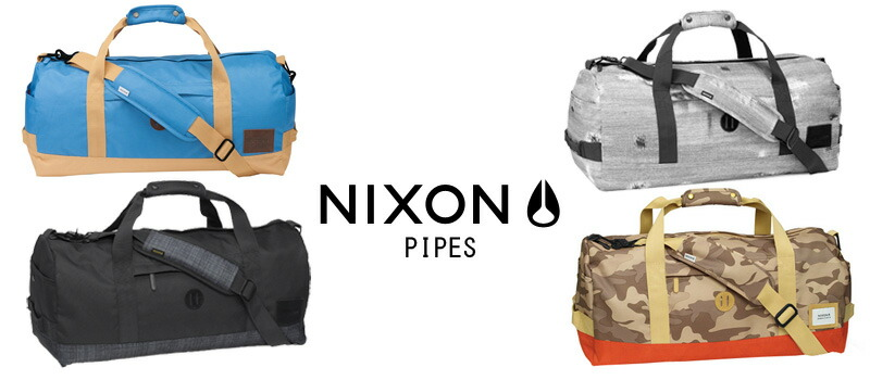 NIXON(ニクソン)のダッフルバッグ ショルダー ボストン