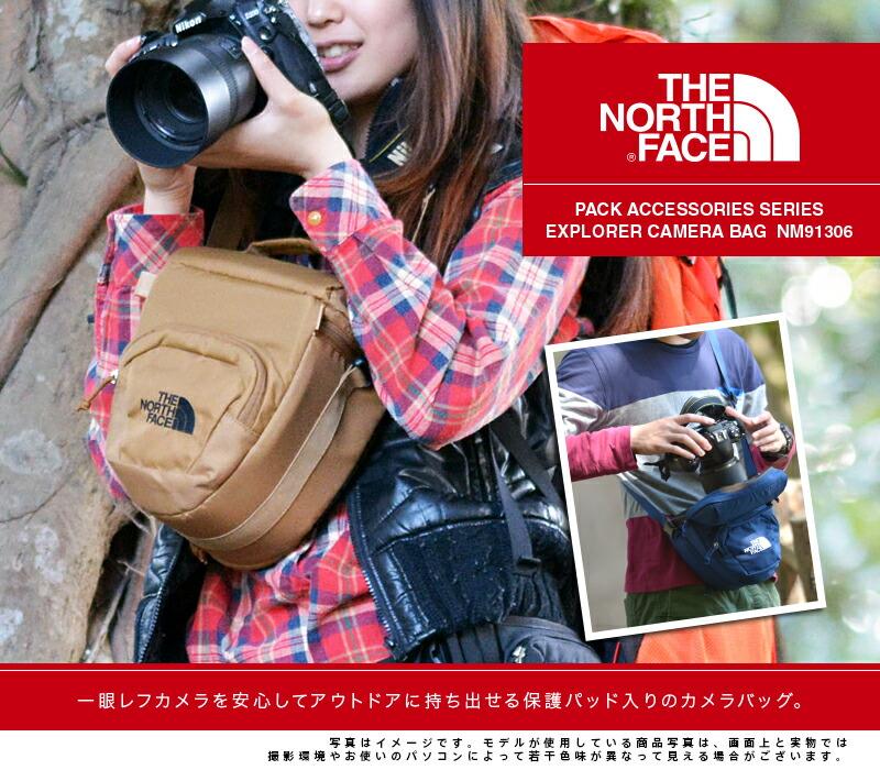 THE NORTH FACE(ザ・ノースフェイス)のカメラバッグ ショルダー