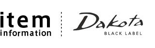 Dakota black label(ダコタブラックレーベル)の名刺入れ
