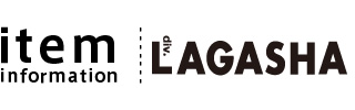 L'AGASHA(ラガシャ)のビジネスバッグ