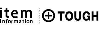 TOUGH(タフ)の折財布