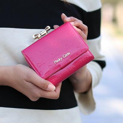 Pinky Girls(ピンキーガールズ)�折り財布