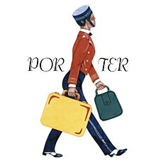 PORTER(ポーター)のポーチ デジカメケース