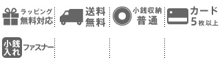 tsumorichisato(ツモリチサト)の長財布
