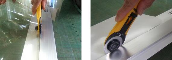 カッター・カットレールなどの切るための道具