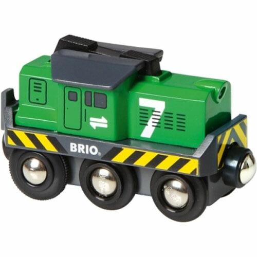 BRIO(ブリオ) バッテリーパワー貨物輸送エンジン
