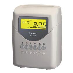 タイムレコーダー MX-100