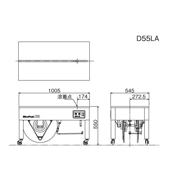D55LA