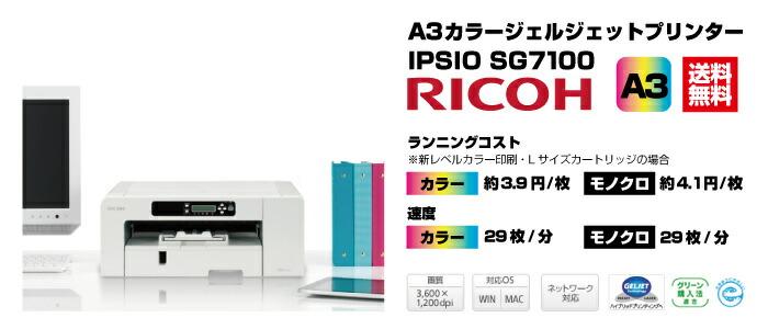 IPSIO SG 7100
