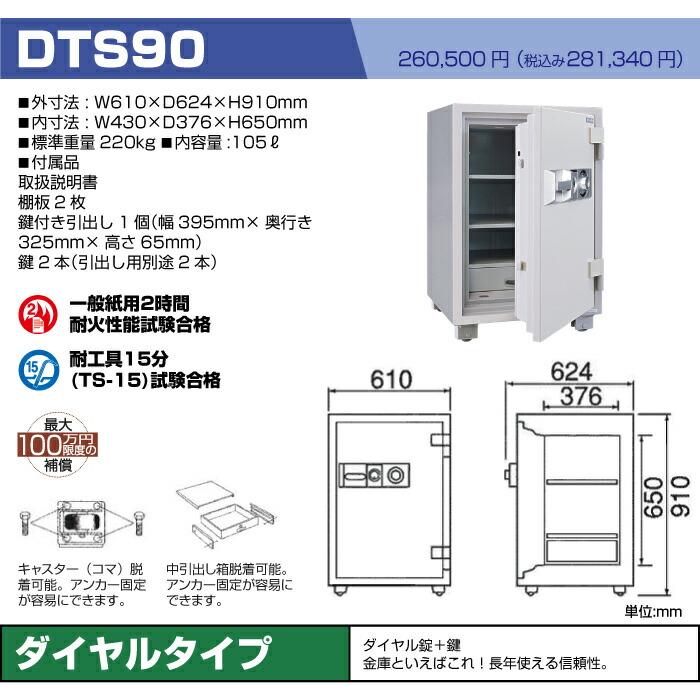 DTS90