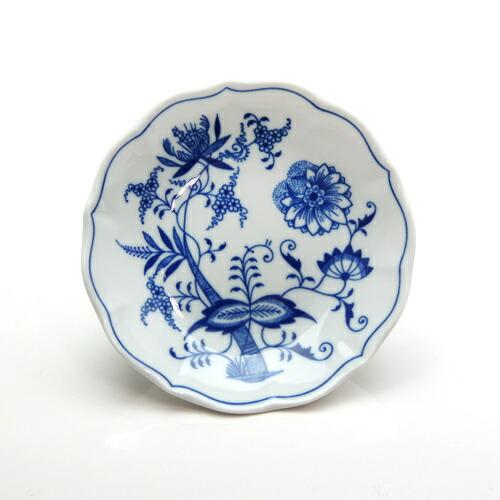 カールスバード ブルーオニオン 小皿 14cm CB018