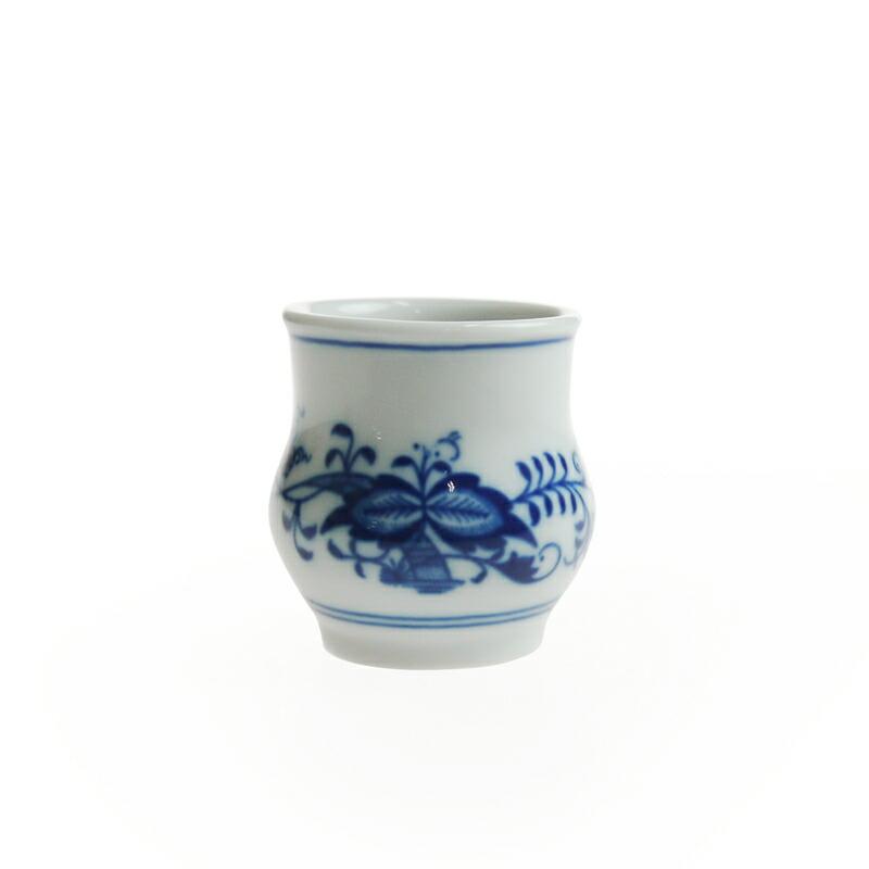 カールスバード ブルーオニオン (Carlsbad Blue Onion) リキュール ビーカー