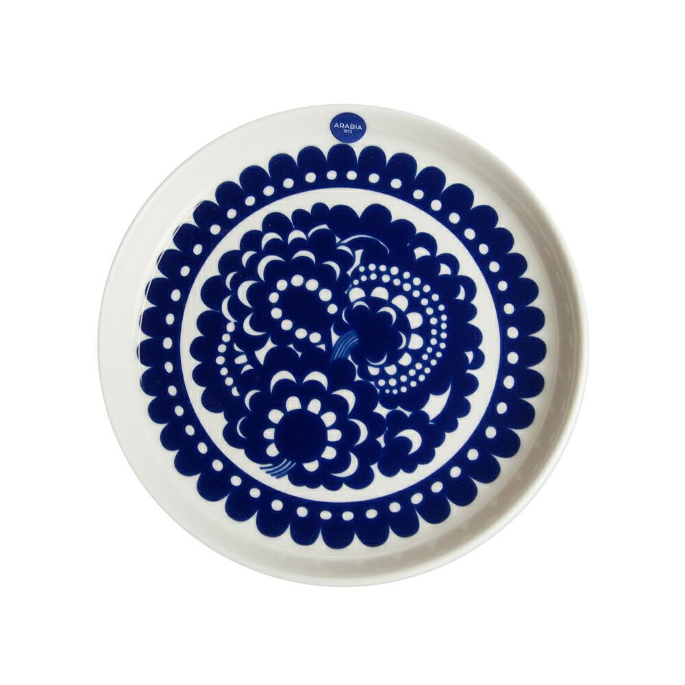 アラビア (ARABIA) エステリ 1973 プレート 19cm