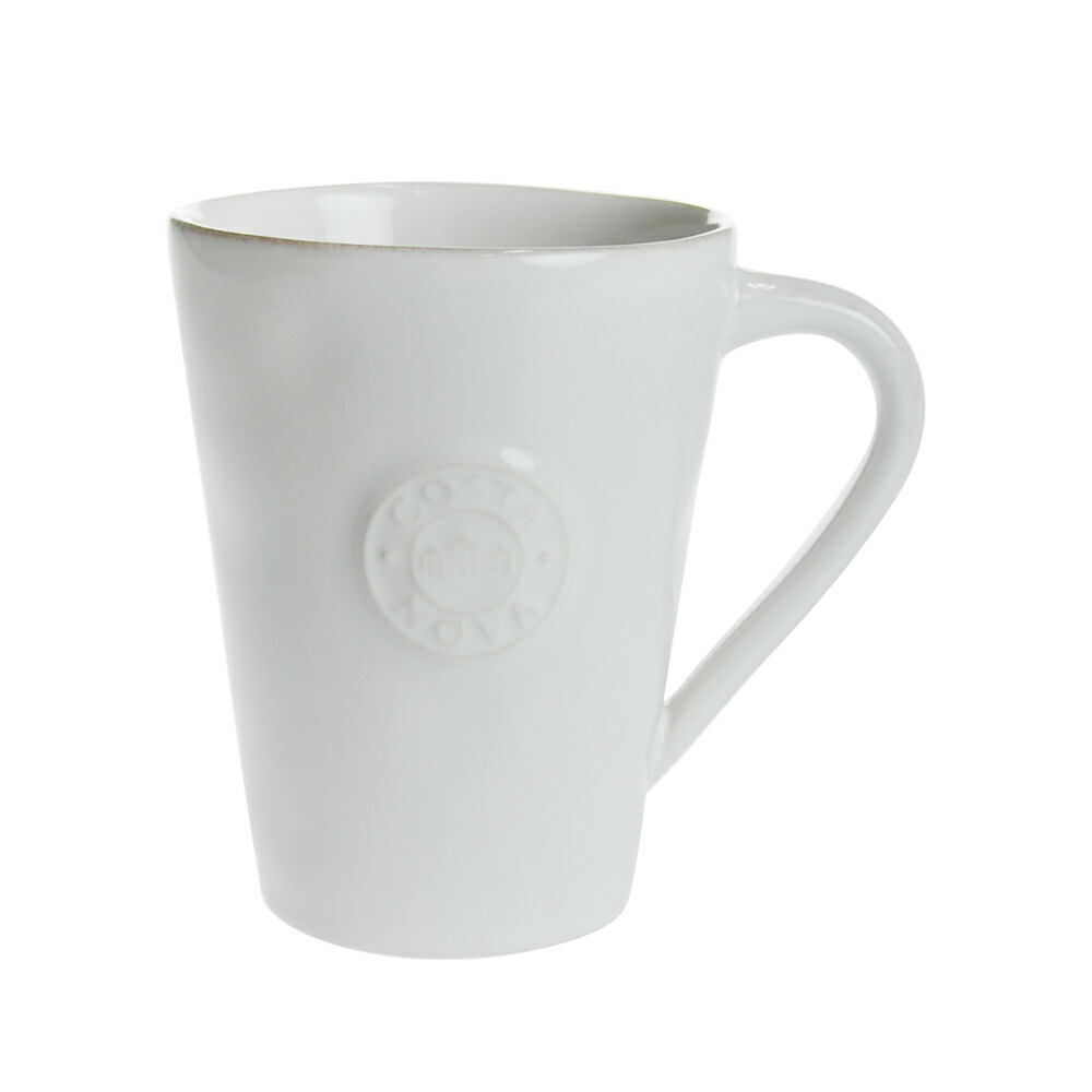 コスタノバ (COSTA NOVA) ノバ マグカップ 300ml ホワイト