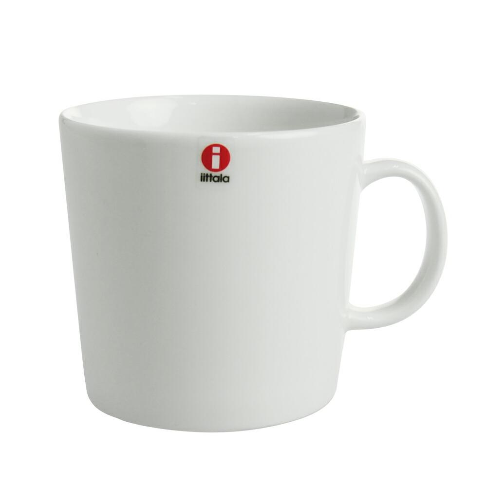 イッタラ (iittala) ティーマ マグカップ ホワイト 400ml