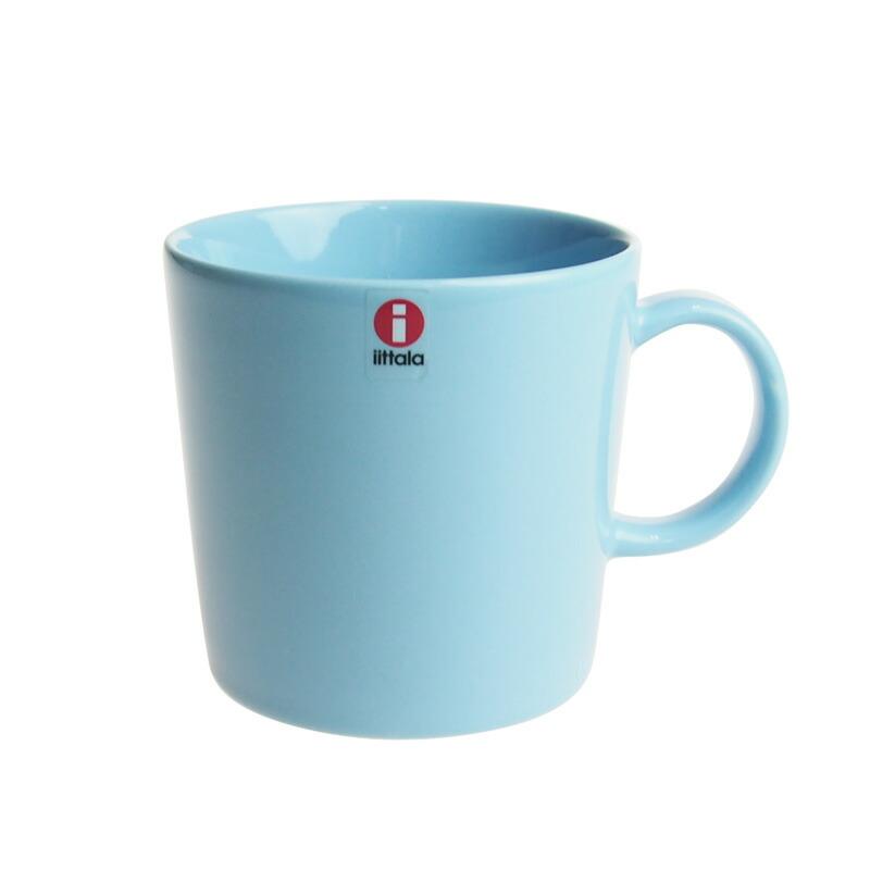 イッタラ (iittala) ティーマ マグカップ ライトブルー 300ml