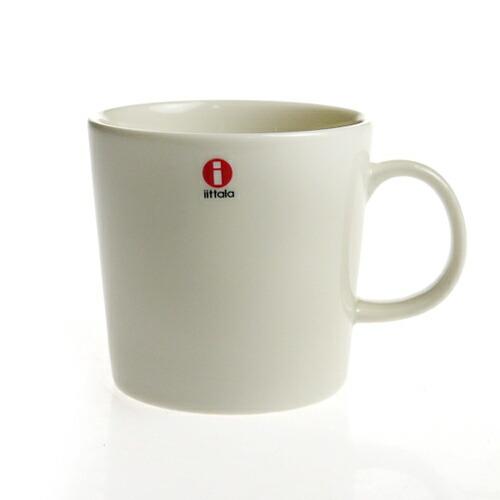 イッタラ (iittala) ティーマ ホワイト マグカップ 300ml