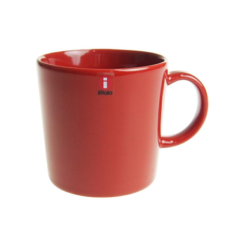 イッタラ (iittala) ティーマ レッド マグカップ 300ml