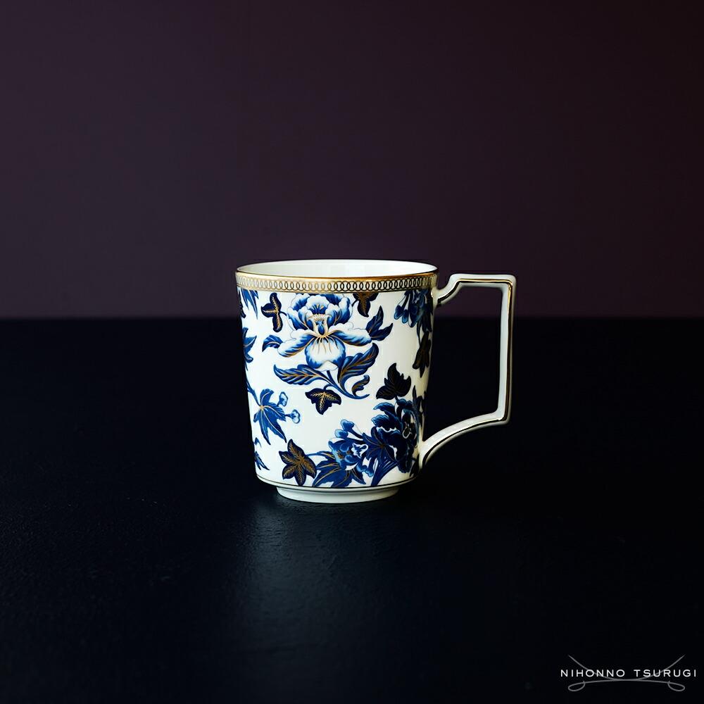 ウェッジウッド(WEDGWOOD)ハイビスカス マグカップ 300ml