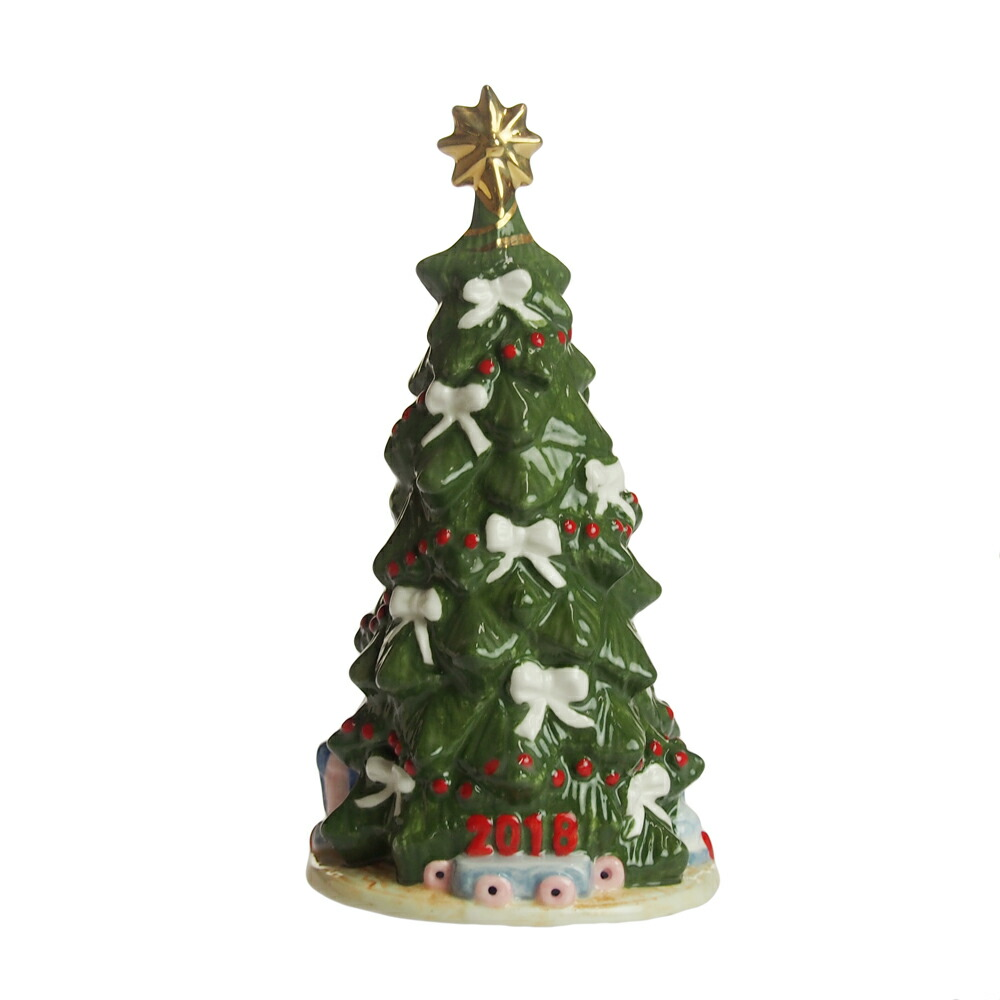 ロイヤルコペンハーゲン アニュアル クリスマスツリー 2018 1-024-799