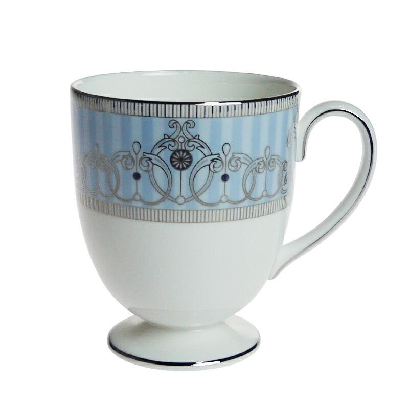 ウェッジウッド (WEDGWOOD) アレクサンドラ フッティドマグカップ