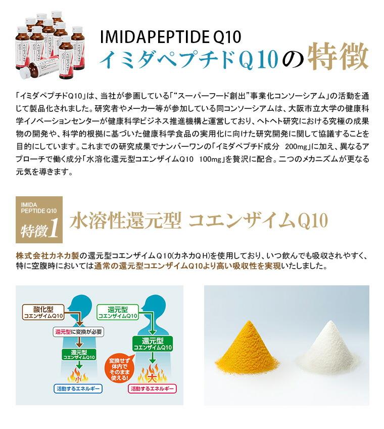 イミダペプチド+コエンザイムQ10