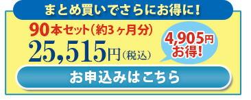 30本セット25,515円