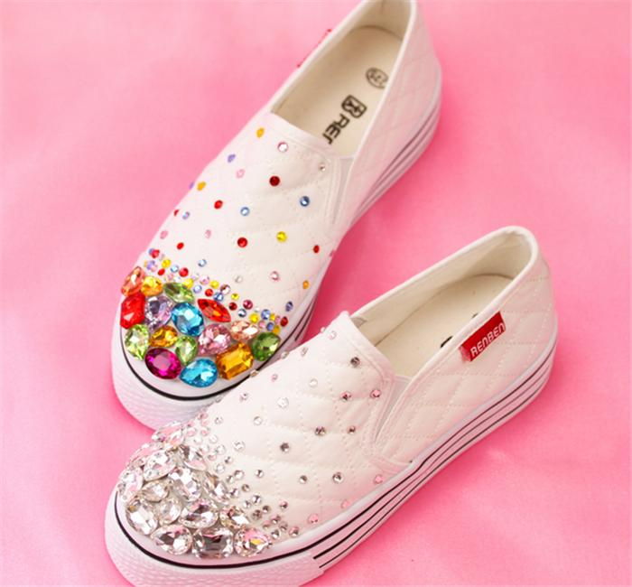 Girls Shoes Size  Slip On Shoes