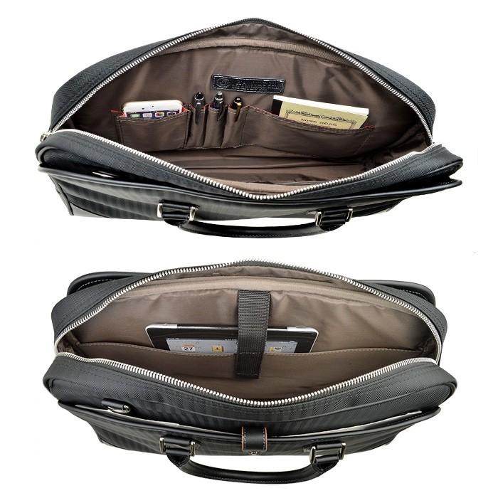 仕様2 ビジネスバッグ メンズ ブリーフケース HAMILTON #26605